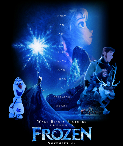 Act of Love Poster Frozen