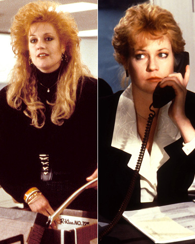 Young photos from working girl movie girl