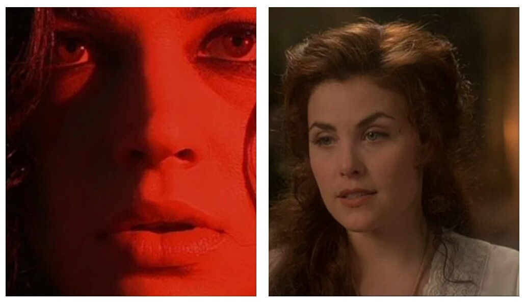 Scarlet Diva and Boxing Helena