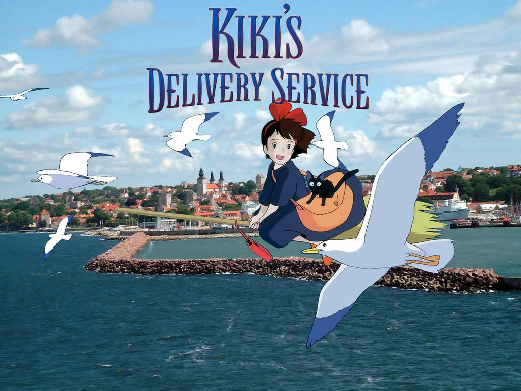 What a Witch: Girlhood, Agency, and Community in 'Kiki's Delivery ...
