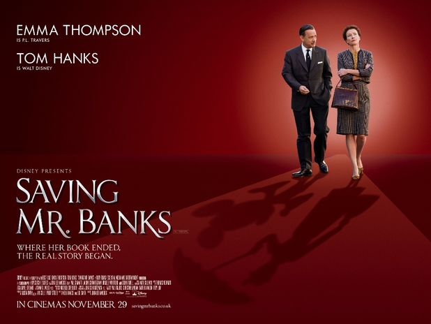 Saving Mr. Banks' is More Than Just a Spoonful of Sugar   Bitch Flicks